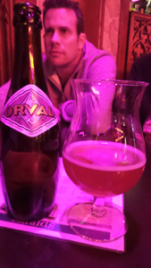 An Orval.